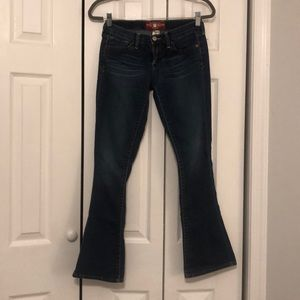 EUC Lucky Brand Jeans - Size 0/25